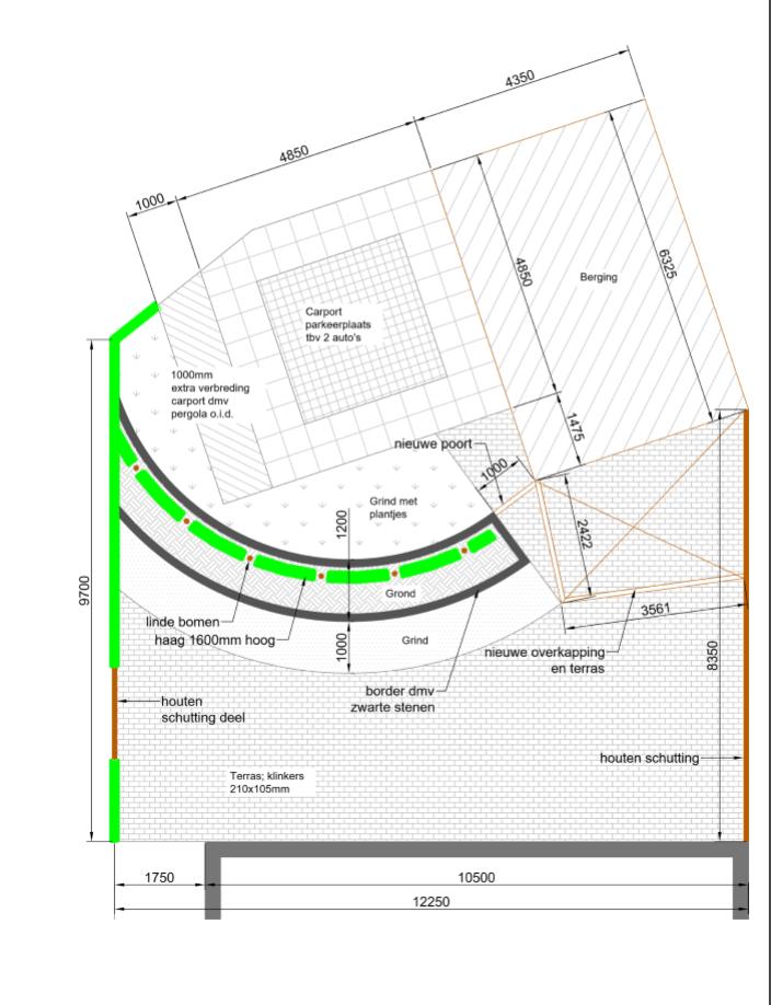 Overkapping archieven van der molen groenvoorzieningen for Ontwerp voortuin met parkeerplaats